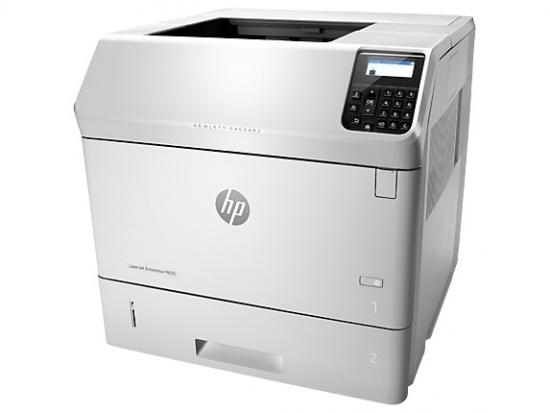 HP  LaserJet M605dn