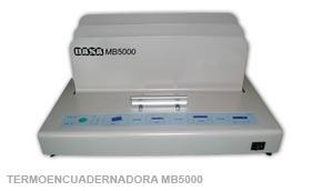 DASA  Termoencuadernadora MB5000 - A4 - 400 hojas