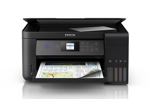 Epson  L4160 - Color - Wi-Fi - Duplex - Pantalla